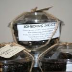 Bomboane dacice - prune deshidratate cu nuca